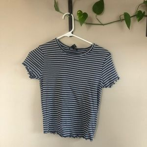 Forever 21 Striped T